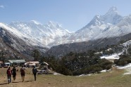 Mount Ama Dablam with Everest Base Camp Trek