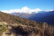 Hiking in the Annapurna foothills - 12 Days Ghorepani Poon Hill Trek